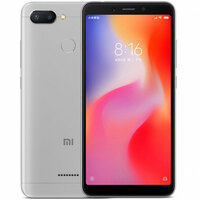 Xiaomi Redmi 6 4GB/64GB Gray/Серебристый Global Version