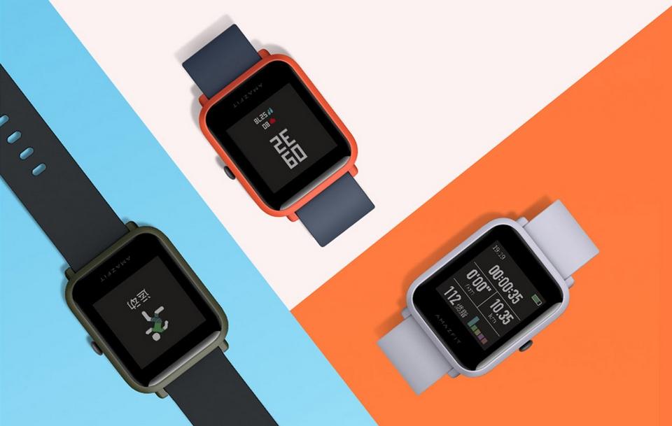 04afc313 Смарт-Часы Xiaomi Huami Amazfit Bip Green/Зеленый Купить в Краснодаре